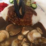 プラージュ - 料理写真:七ヶ浜の魚介類がたっぷりです