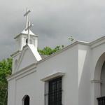 野外民族博物館リトルワールド - ペルーの教会