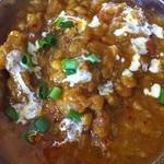 インド・パキスタン料理 ホット・スプーン - ダールゴーシュ