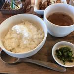 ログ - ごはんとスープ