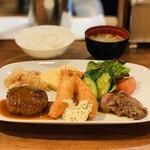 レストラン ヨコオ - お料理