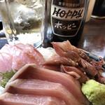地魚屋台 浜ちゃん  - お疲れちゃん♪新鮮な魚と共にあらんことを!