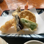 安万支 - 天ぷら