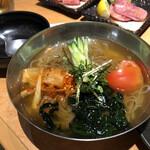 焼肉 皐月 - サッパリ冷麺⁈