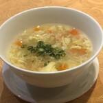 翠林 - 中華玉子スープ