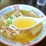 喜多方ラーメン 伊藤 - 絶品スープ