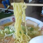 喜多方ラーメン 伊藤 - もちもち喜多方麺