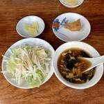 127998167 - サラダ・漬物・小鉢・スープ