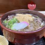 Chibuneya - 肉きつねうどん