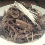 ニューオリンズ - 茄子と挽き肉(中盛り)