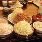 とんかつ豚料理 ぽるしぇ - P1001232_640.jpg