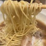 らーめん HANABI - 細麺
