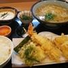 大和本陣 - 料理写真:うどん定食