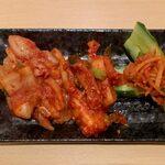 焼肉ホルモン こじま - キムチ盛り ¥680