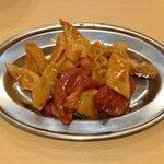 焼肉ホルモン こじま - ホルモン盛り3種 ¥980