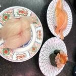 市場寿し - 料理写真: