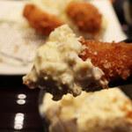 Tonkatsumaisen - 牡蠣フライ膳