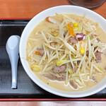肉煮干中華そば 鈴木ラーメン店 - 限定の「賄いチャンポン」¥880