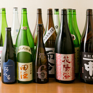 利き酒師が提案する、今の気分にぴったりの日本酒をどうぞ!