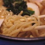 横濱家 - 麺