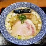 鎌ヶ谷 製麺堂てつ - 塩らーめん