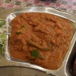サグーン - 野菜カレー
