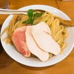 つけめん 桜坂 - 料理写真:濃厚煮干つけめん
