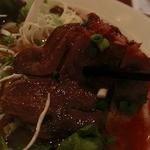 ホァングン - 牛肉のアップ