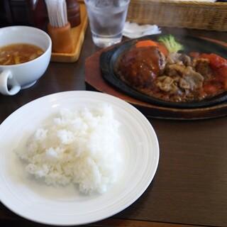 洋食 だんらんや - 料理写真:日替わりランチ。
