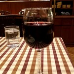 フジオ軒 - 赤ワイン