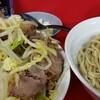 ラーメン二郎 - 料理写真:前回の小つけ麺豚増しダブル