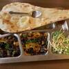 ゴータマ - 料理写真:ナスカレー