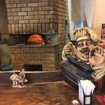 マリーザ浜名湖 - ピザ窯です。
