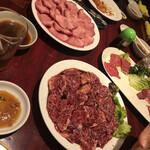 焼肉なかやま - 料理写真: