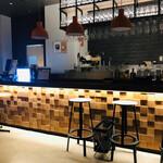 COOKPARK - 宿泊しなくても気軽に立ち寄れるロビーラウンジレストラン。
