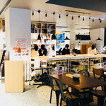 COOKPARK - カフェとしても、レストランとしても利用できます。