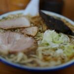 ケンちゃんラーメン - 中華そば普通(¥800税込み)