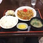 まるしん食堂 -