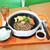 武蔵ハンバーグ - 料理写真:100%ビーフ肉塊ハンバーグ300gとライスとウーロン茶