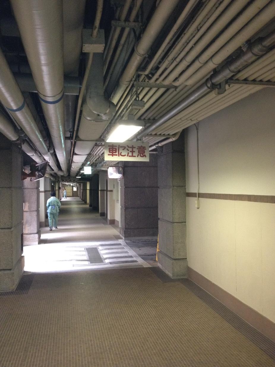 名古屋市役所 本庁 地下食堂