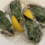パ・ド・ドゥ - 料理写真:五島列島の生牡蠣 4個