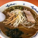昌龍 - 料理写真:みそラーメン 700円
