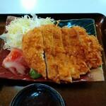 北川食堂 - チキンかつ(岩手産鶏!)