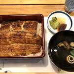 山道 - 料理写真:うな重