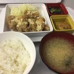 食彩工房 - 料理写真:鶏マヨポン酢定食
