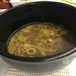 食彩工房 - 料理写真:煮干し系の出汁が効いてる