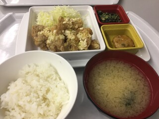 食彩工房 - 鶏マヨポン酢定食