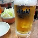 高羽 - 生ビール