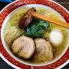 厚木本丸亭 - 料理写真:本丸塩らー麺 味玉トッピング