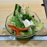 豚竹林 - サラダ